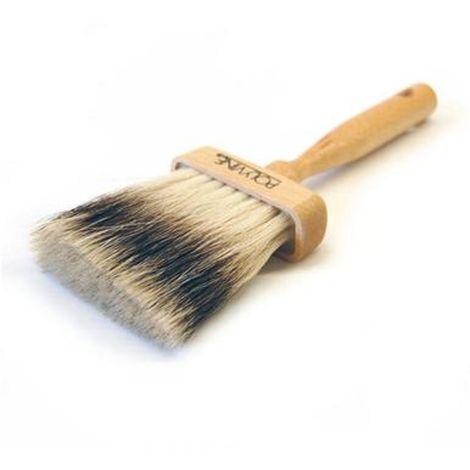 """Polyvine Badger Softener Brush 1"""" / 2"""" Hog Softener 3"""" Long Lasting"""