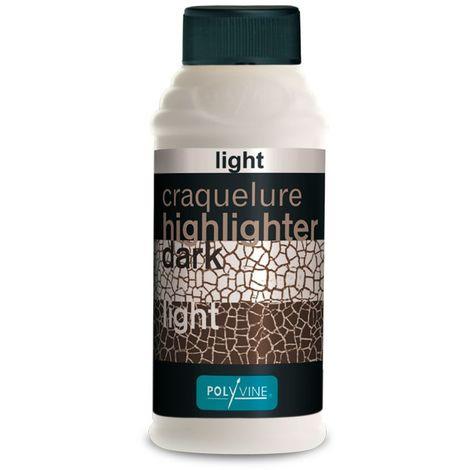 Polyvine Crack Highlighting 50g Medium White & Medium Dark ALL COLOURS AVAILABLE