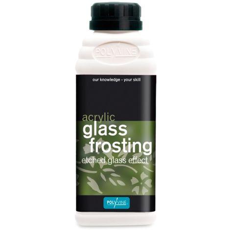 Polyvine - Glass Frosting Varnish - 500ML
