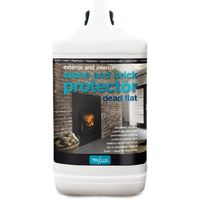 Polyvine Stone And Brick Protector 1L & 4 Litre High Performance Water-based