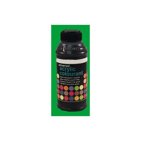 """main image of """"Polyvine Universal Acrylic Colourant Paint ALL COLOURS STOCKED 50 GRAMS"""""""