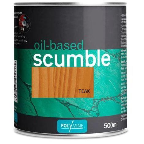 Polyvine Woodgrain Scumble ALL COLOURS AVAILABLE SIZE 500ml