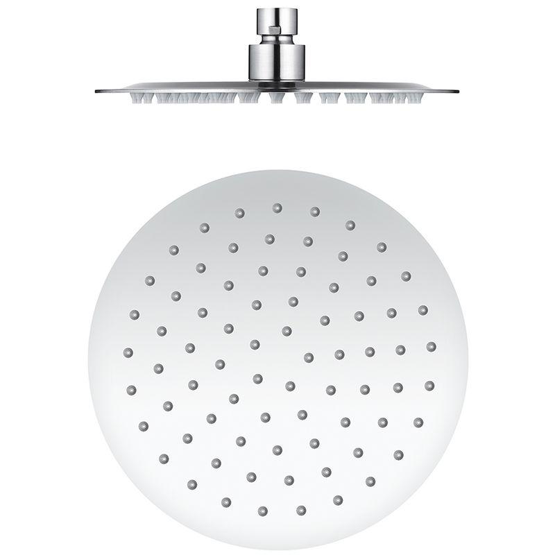 Pommeau de douche ronde ultra-mince 200x200mm Anti Calcaire - DKVORO20