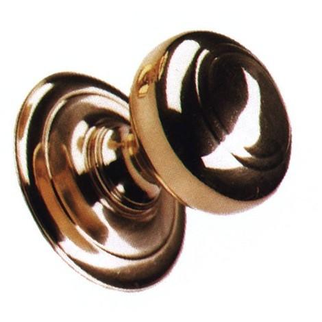 Pomo Puerta Brillo - IMEX - 76001 - 65X80 MM