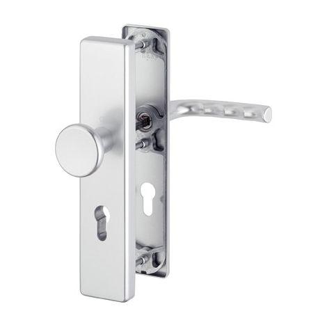 Pomo puerta Si-We-grtSchild78/2222A /2440/1117ES0 10 PZ-92 F2