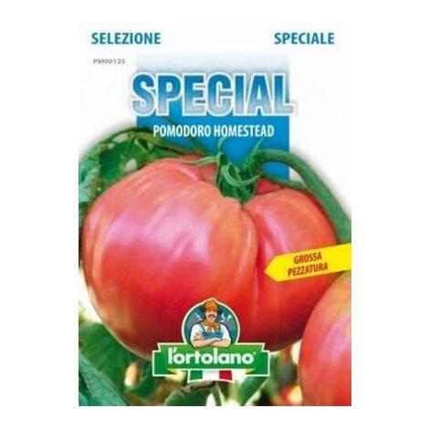 """main image of """"Pomodoro Homestead Ibrido in Semi - L'Ortolano"""""""