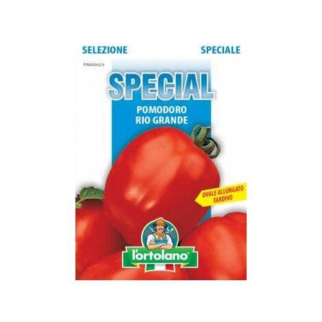 Pomodoro Rio Grande - Special F1 Ibrido - L'Ortolano