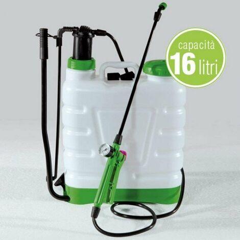 """main image of """"Pompa a pressione a spalla Tommy capacità 16 lt per giardinaggio con irroratore per le piante"""""""