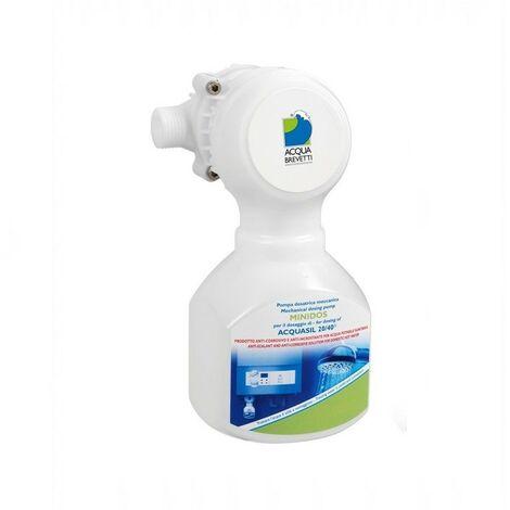Pompa dosatrice volumetrica meccanica MINIDOS acquasil 20/40 PM008 Acquabrevetti