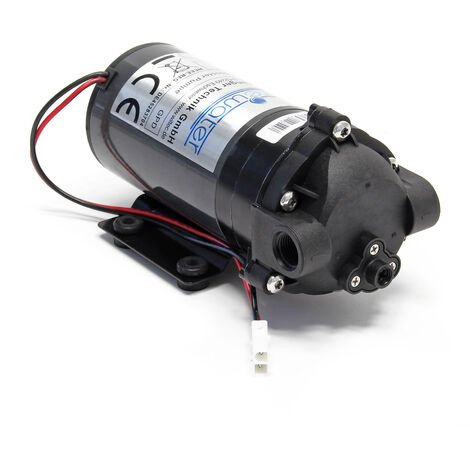 Pompa per aumento pressione Naturewater 50 GPD NW-R050-D1 GFP-50G Impianti ad osmosi inversa