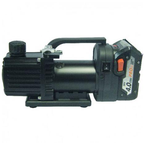 Pompa per vuoto 1 stadio 27l/min su batteria - GALAXAIR : 1-VP-27 (18V)