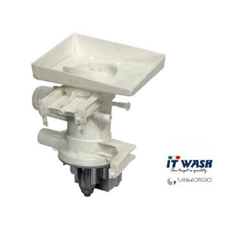 Filtro per pompa scarico acqua per lavatrice Zoppas Z805 Sangiorgio ItWash