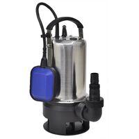 Pompa Sommersa per Acque Reflue 1100 W 16500 L/h