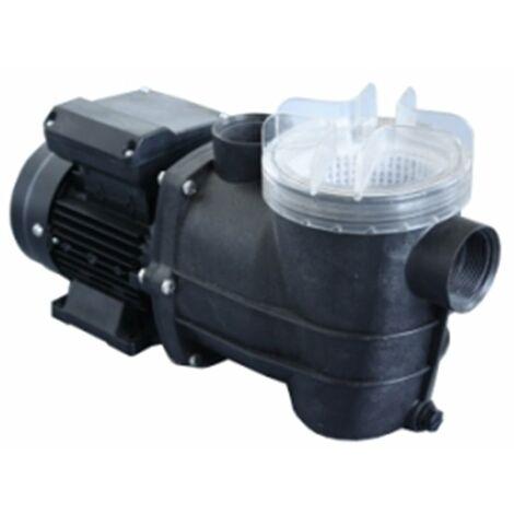 Pompe 1/3Cv 6m3/h pour filtration de piscine hors sol