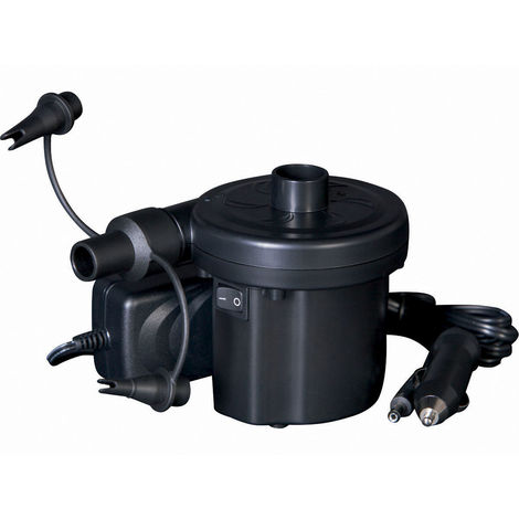Pompe à air Sidewinder bi-énergie DC/AC