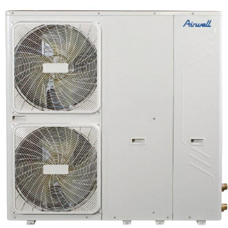 Pompe chaleur 12kw air eau monobloc r versible basse - Pompe a chaleur monobloc interieur ...