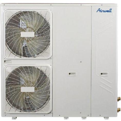 Pompe à chaleur 12kW Air/Eau monobloc réversible basse température