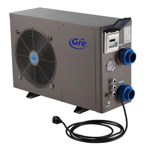 Pompe à chaleur 15m3/h réversible chaud / froid