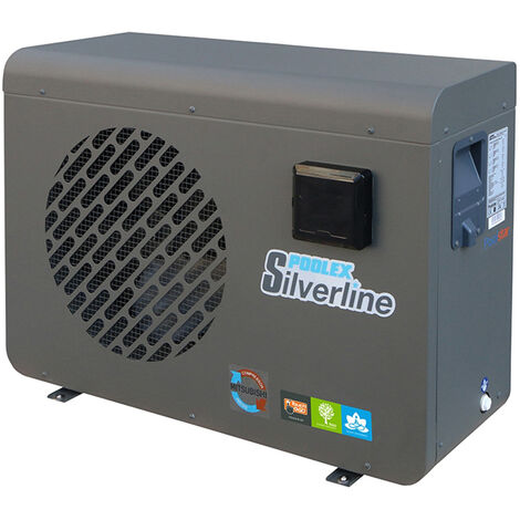 Pompe à chaleur 21,72 kW Silverline 220 - Poolex