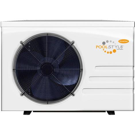 Pompe à chaleur 8 kW Inverter 08M - Poolstyle