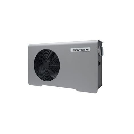 Pompe à chaleur AEROMAX piscine 2 10KW Thermor - Gris - Gris