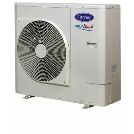 Pompe à chaleur Air / Eau monobloc AquaSnap Carrier 12 kW Triphasé avec kit hydraulique