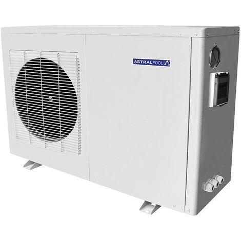 Pompe à chaleur Astral Leader Pac Modèle - 11,50 kW - jusqu'à 60m3