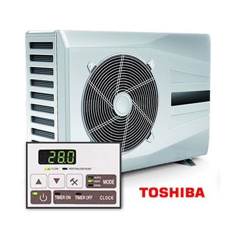 Pompe à chaleur BAHAMAS NT10 de 11,9 kW