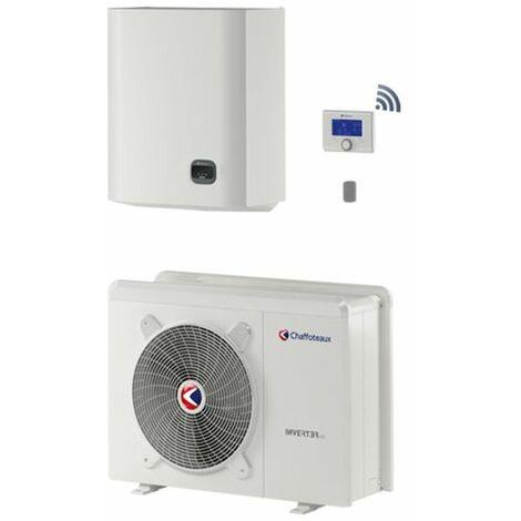 """main image of """"Pompe à chaleur Connecté Air / Eau monobloc Arianext Plus M avec appoint électrique Chaffoteaux 9 kW Monophasé"""""""