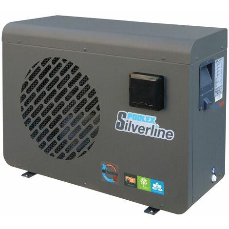 Pompe à chaleur de piscine POOLEX Silverline 9kW (2019) pour les bassins de 40 à 50m3