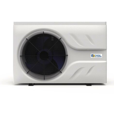 """Pompe à chaleur """"Eco"""" Inverter - 7 kW - Blanc"""