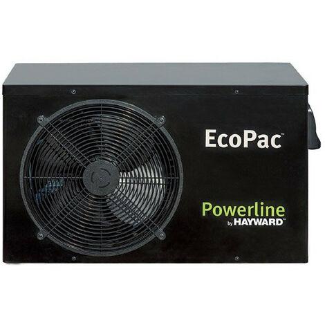 Pompe à chaleur Hayward Eco PAC - Modèles: Eco Pac Powerline 8 kW