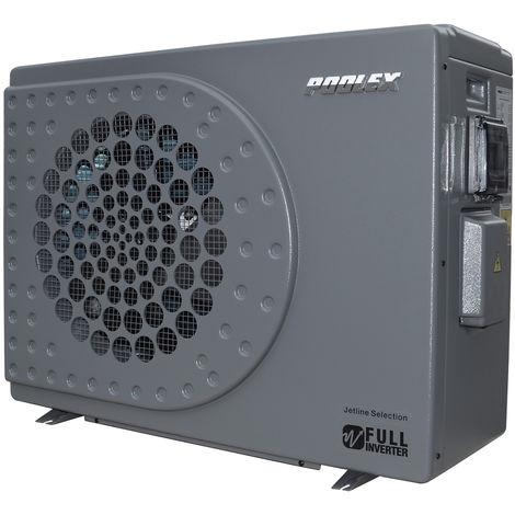 Pompe à chaleur Jetline Selection Full Inverter modèle 125 - Poolex - Pour bassin de 45 à 65m³