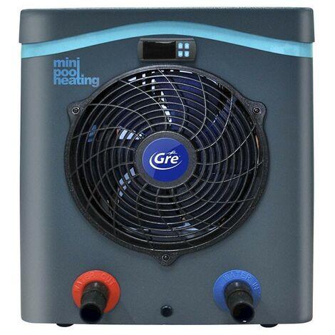 Pompe à Chaleur Mini Gre pour piscines hors sol HPM40