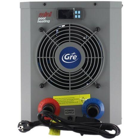 Pompe à chaleur Mini - Max 40 m3 de Gre - Pompe à chaleur piscine