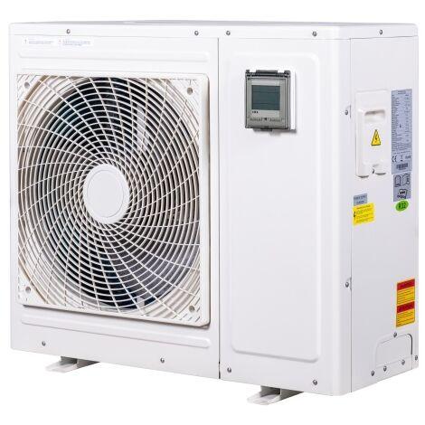 pompe chaleur piscine 20 30m3 eco pac 04 cfacil 39 eau. Black Bedroom Furniture Sets. Home Design Ideas