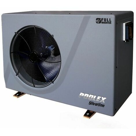 Pompe à chaleur Poolex Silverline Fi - Full Inverter - 11,3kW - piscine <65m3