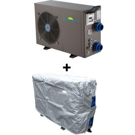 Pompe à chaleur pour piscine volume maximum 15 m³
