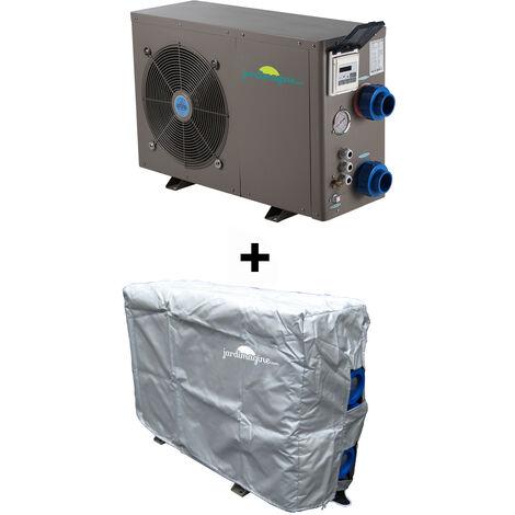 Pompe à chaleur pour piscine volume maximum 60 m³