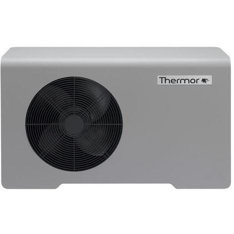 Pompe à chaleur Thermor Aéromax Piscine 2 8KW 297108 - 1015x370x615 - Gris