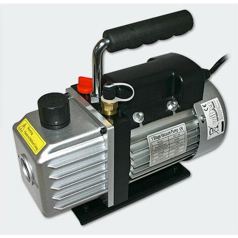 Pompe à dépression - Pompe à vide 30l - 1cfm / 10Pa systèmes frigorifiques, machines d'impression, appareils médicaux