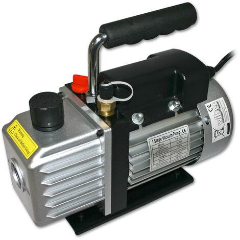 Pompe à dépression - Pompe à vide 58l - 2cfm / 10Pa