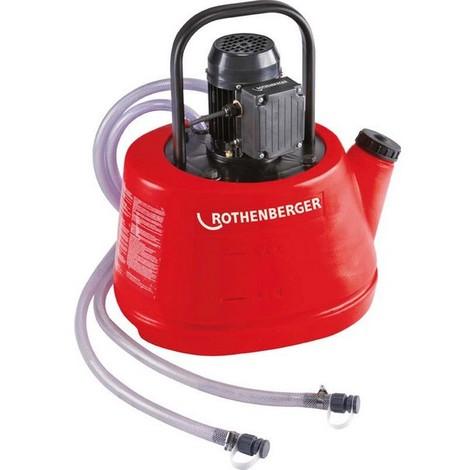 Pompe à détartrer ROCAL 20, Débit : 40 l/min, Hauteur de refoulement 10 m, Puissance 150 W, Volume du réservoir : 15 l