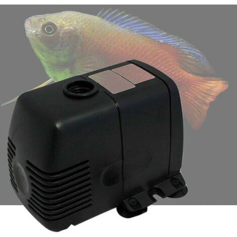 Pompe à Eau 400 l/h De Remontée Et Refoulement Pour Aquariums