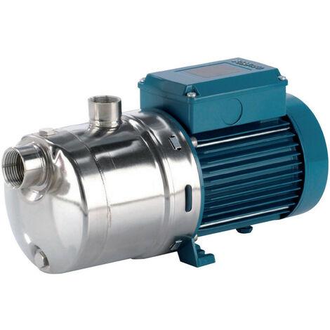Pompe a eau Calpeda MXH205 0,75 kW tout inox jusqu'à 4,8 m3/h triphasé 380V
