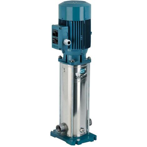 Pompe a eau Calpeda MXVBM32406 1,50 kW tout inox jusqu'à 8 m3/h monophasé 220V