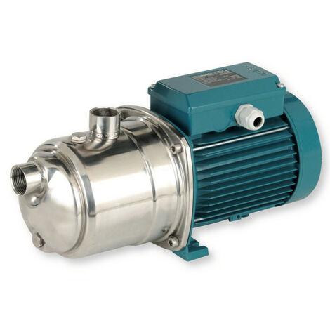 Pompe a eau Calpeda NGXM4110 0,75 kW inox jusqu'à 4,5 m3/h monophasé 220V