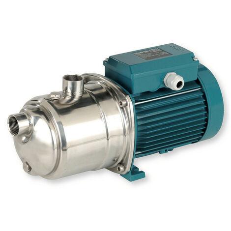 Pompe a eau Calpeda NGXM422 1,10 kW inox jusqu'à 8,4 m3/h monophasé 220V