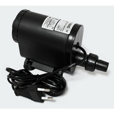 Pompe à eau d'aquarium 1000l/h 14W