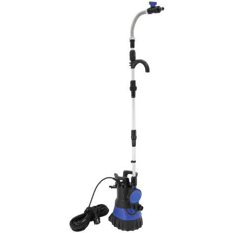 """main image of """"Pompe à eau de pluie 350W 5200 l/h pompe submersible récupérateur d'eau de pluie"""""""